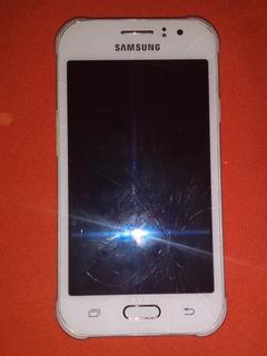 Celular Samsung J1 Ace (tela Quebrada)