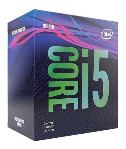 Imagen 1 de 4 de Micro Procesador Intel I5 9400 4.10ghz Coffe Lake 1151