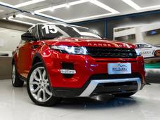 Land Rover Evoque Si4 Dynamic 2015