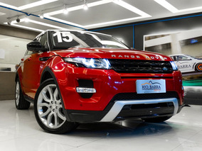 Land Rover Evoque Si4 Dynamic 2015