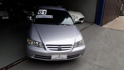 Honda Accord 2.3 Ex 4p 2001