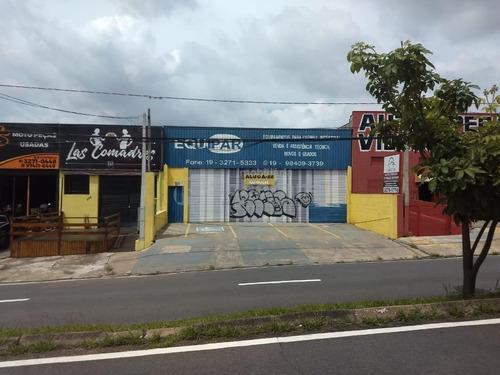 Barracão Para Aluguel Em Vila Marieta - Ba012718
