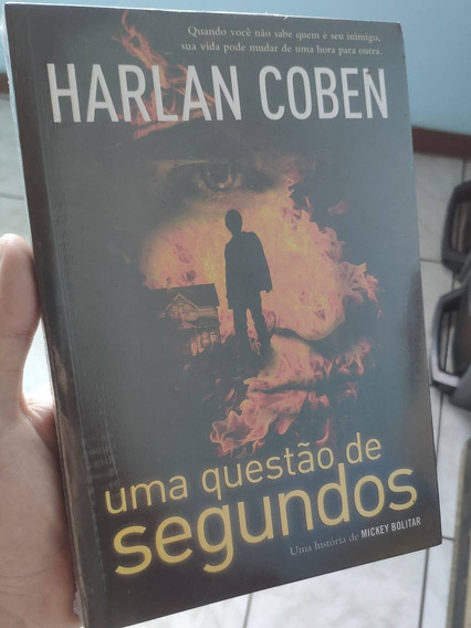 Harlan Coben - Uma Questão De Segundos