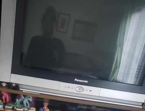 Imagen 1 de 1 de Tv 42  Panasonic Pantalla Plana, Sin Sonido, Imagen Perfecta
