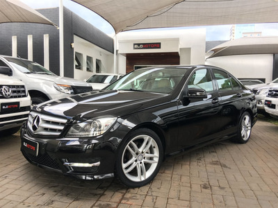 Mercedes-benz C 180 1.6 Cgi Sport 16v Turbo Gasolina 4p