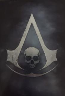 Assassins Creed Black Flag Metal