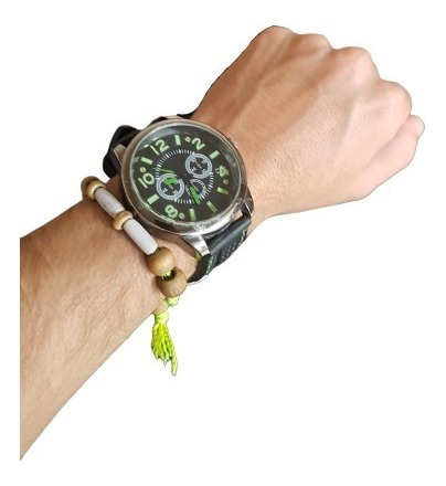 Relógio Masculino Stainess Steel Back