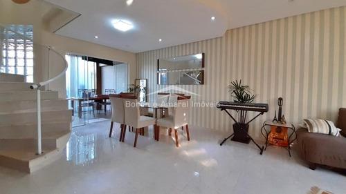 Imagem 1 de 27 de Casa À Venda Em Residencial Terras Do Barão - Ca013212