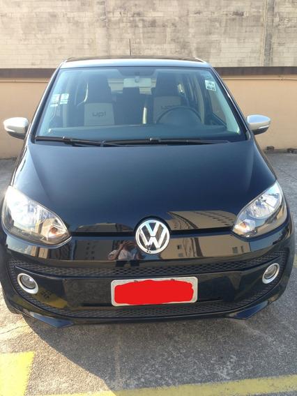 Volkswagen Up! Black Imotion - 2014