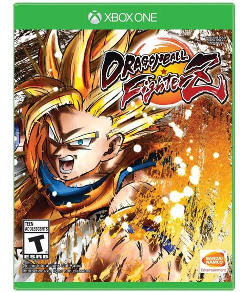 Mídia Digital Dragon Ball Fighter Z Xbox One + Brinde