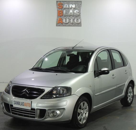 Citroen C3 1.6l 16v Exclusive Am74 Ab Aa Cc San Blas Auto