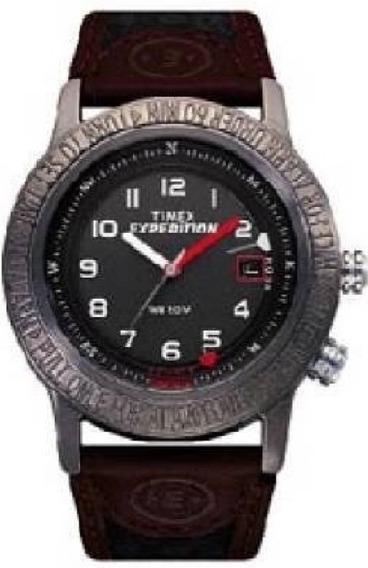 Relógio Ponteiro Timex Expedition T4452 C. Alarme Parcelado