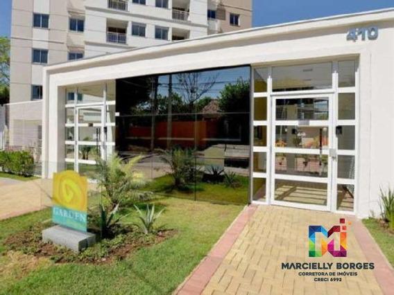 Apartamento Residencial Para Locação, Jardim Califórnia, Cuiabá - Ap0016. - Ap0016
