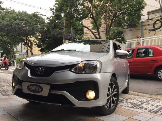 Etios Platinum 1.5 Automático
