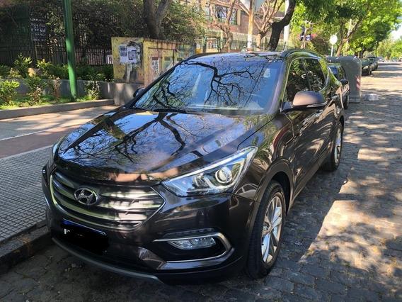 Hyundai Santa Fe Chapelco 2018 4wd Crdi (impecable)