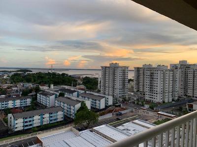 Apartamento Com 2 Dormitórios À Venda, 66 M² Por R$ 320.000 - Ponta Negra - Manaus/am - Ap0504