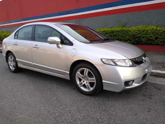 Honda Civic 2011 1.8 Lxl Flex Aut. Sinistro Recuperado
