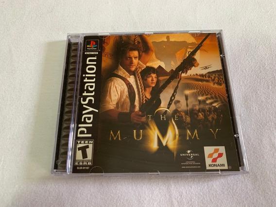 The Mummy Ps1 Completo Americano Original