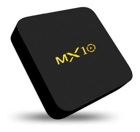 Tvbox Mx10 Conversor Smart Tv
