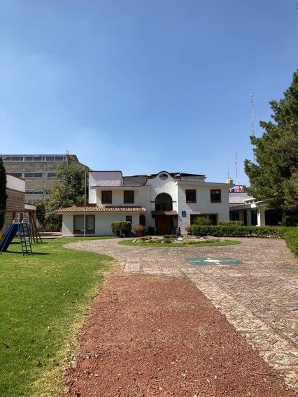 Increíble Casa Estilo Hacienda En El Centro De Lerma