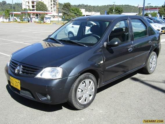 Renault Logan Expression Mt 1600cc Sa
