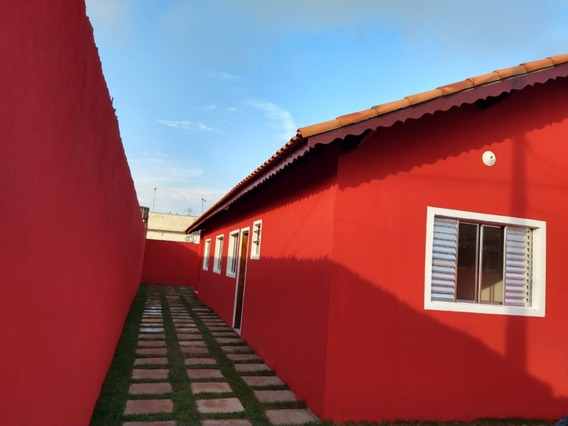 4042-casa Itanhaém R$ 55 Mil De Entrada + Parcelas De 1.000