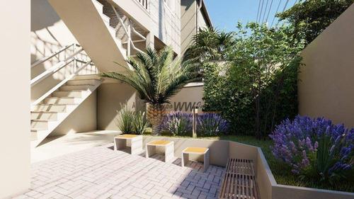 Imagem 1 de 13 de Apartamento À Venda, 44 M² Por R$ 265.200,00 - Parada Inglesa - São Paulo/sp - Ap2737