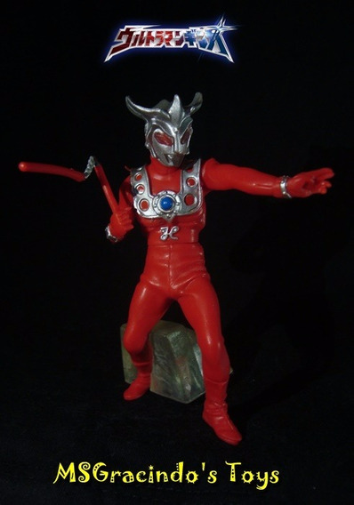 Boneco Bandai Ultraman - Ultraman Leo - Importado E Raro!