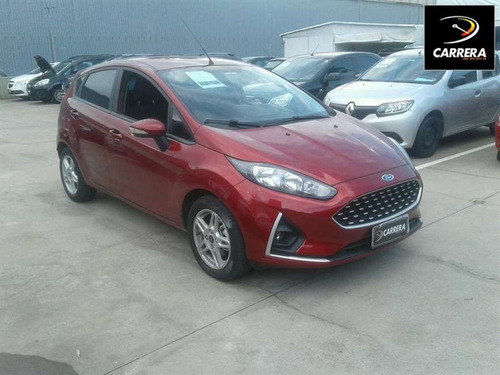 Fiesta 1.6 Ti-vct Flex Sel Powershift