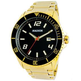 Relógio Magnum Masculino Ma33077u C/ Garantia E Nf