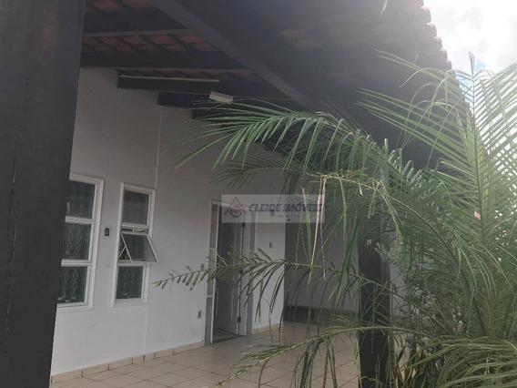 Casa Com 3 Dormitórios À Venda, 300 M² Por R$ 420.000,00 - Morada Do Ouro - Setor Oeste - Cuiabá/mt - Ca1235