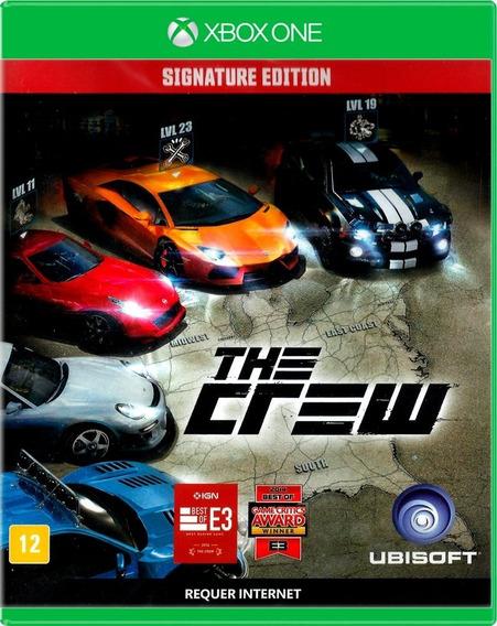 The Crew - Midia Fisica Original E Lacrado - Xbox One
