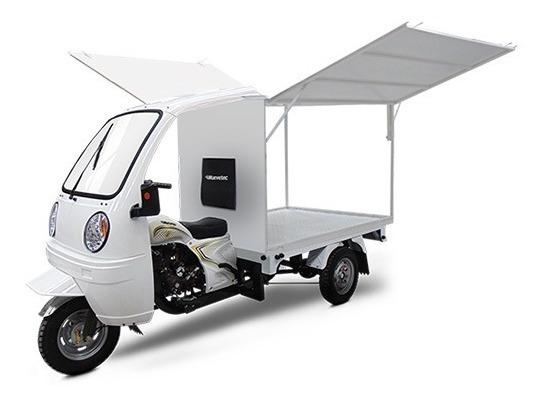 Motocarro Gasolina Muevetec 2020 Rex Ala De Gaviota 200cc