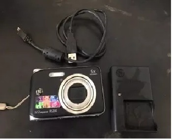 Câmera Fotografica Ge 12.2 Mp