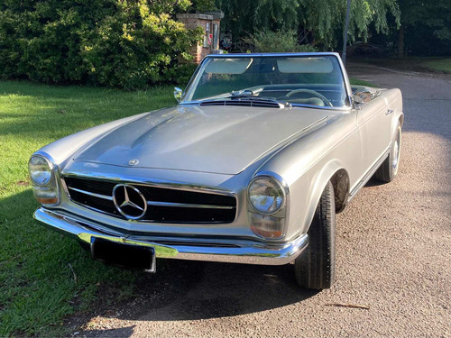 Mercedes Benz 230 Sl Pagoda 1966