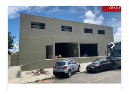Galpão,2 Pavimentos, 14 Vagas De Estacionamento! - Gl00002 - 69415896