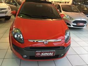 Fiat Punto 1.8 Sporting 16v Flex 4p Automatizado