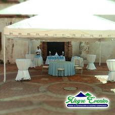 Alquiler De Carpas, Sillas, Mesas Y Servicios De Catering