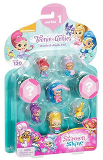 Fisher-price Nickelodeon Shimmer & Shine Teenie Genies Genie