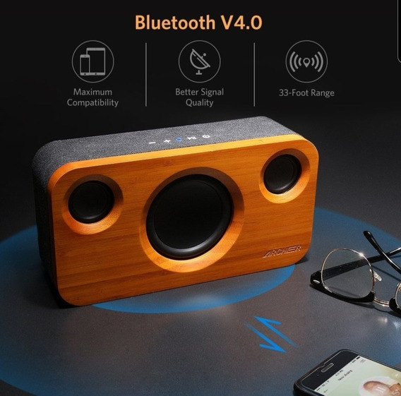 Caixa Bluetooth Archer A320