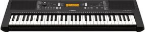 Piano - Teclado Yamaha Psr-e363 (incluye Cargador Original)
