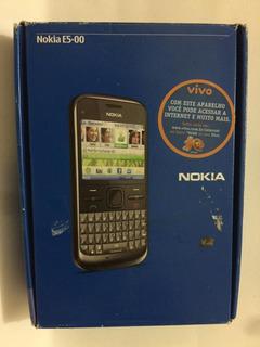 Nokia E5 00 Novo Zero Sem Uso Em Caixa Original