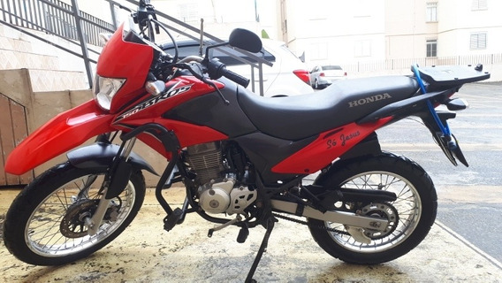 Honda Nxr Bros 150 Esd Mix
