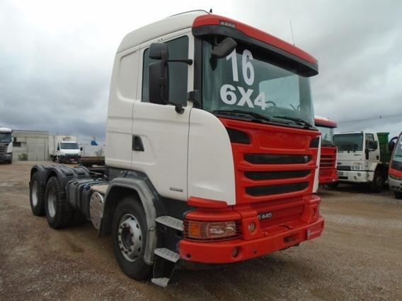 Scania G 440 A 6x4 15/16