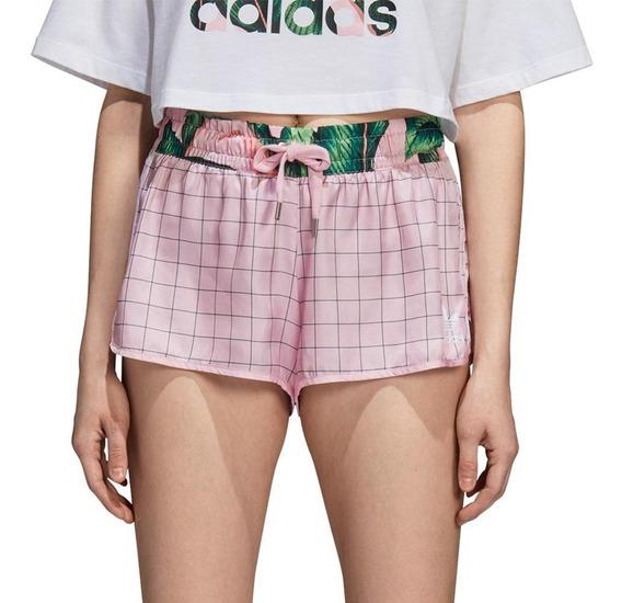 Short adidas Originals Multicolor Mujer