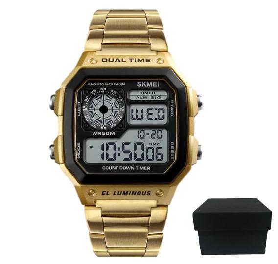 Relógio Skmei 1335 Digital A Prova D