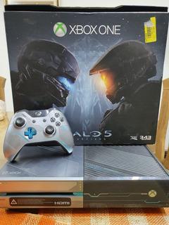 Xbox One 1tb Versión Halo