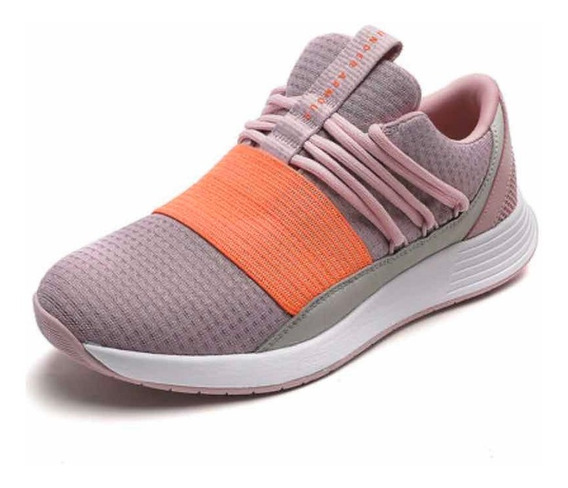 Tenis Mujer Under Armour Breathe Lace Nm2 Orig 36 36.5 38 38