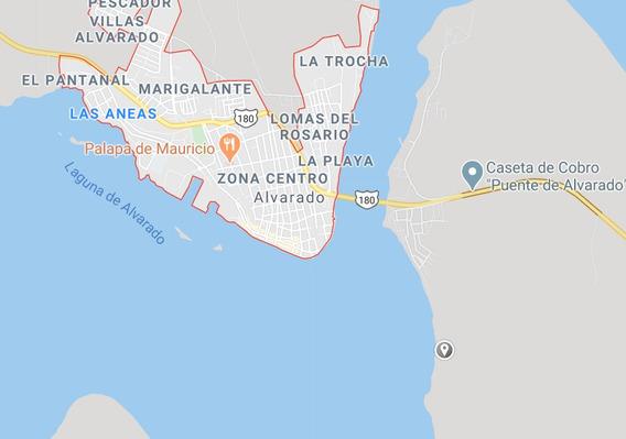 Predio Rustico 11 Hectareas Paso Nacional Alvarado Veracruz