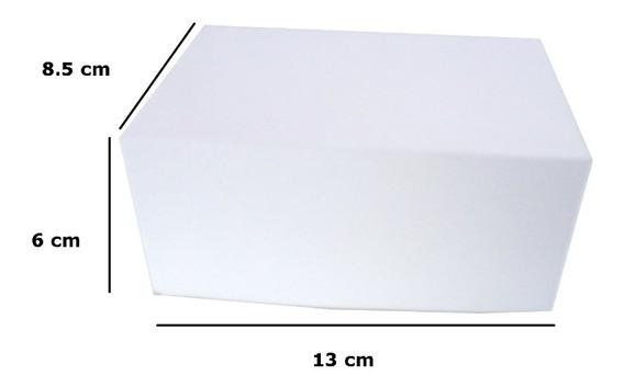 10 Caja Para Regalo Blanca 0 Especial